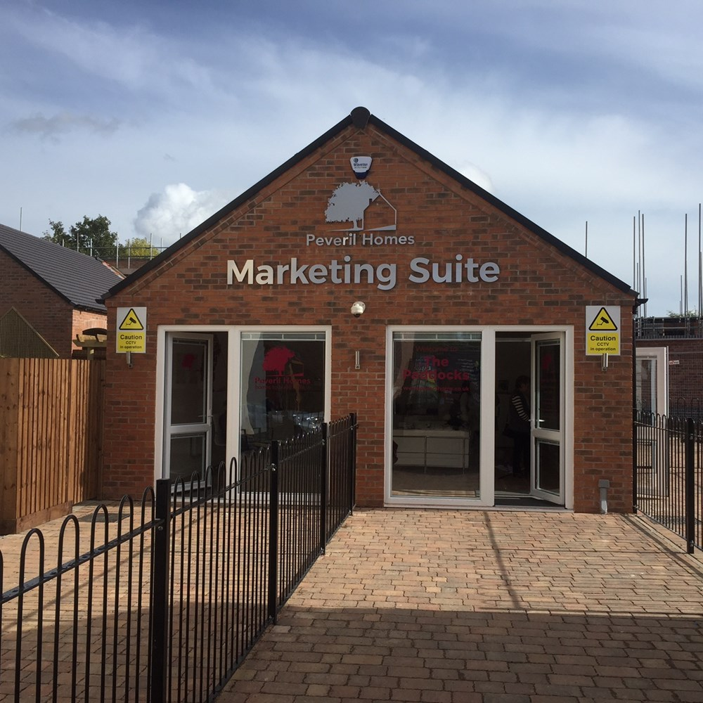 Marketing Suite Signage